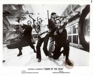 DAWN OF THE DEAD USA LOBBY CARD SET