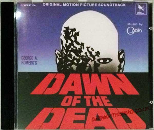 Dawn of the Dead Varese Sarabande CD VC47106 fr