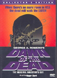 DAWN OF THE DEAD Director's Cut Anchor Bay 1999 DVD