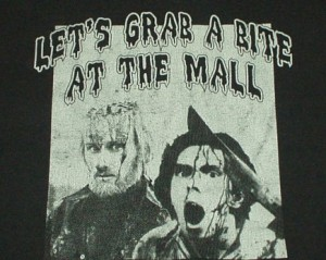 DAWN OF THE DEAD Grab A Bite T-Shirt