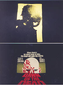 DAWN OF THE DEAD Poster Print T-Shit