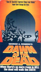 DAWN OF THE DEAD Anchor Bay Entertainment Video US Theatrical Cut