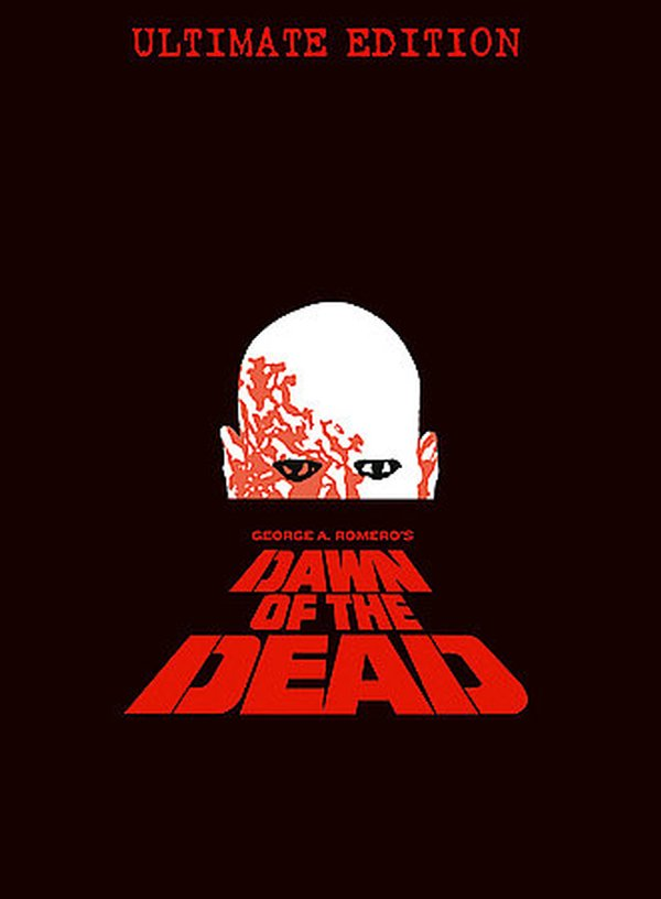 Dawn of the Dead Ultimate Edition Anchor Bay 4 DVDset