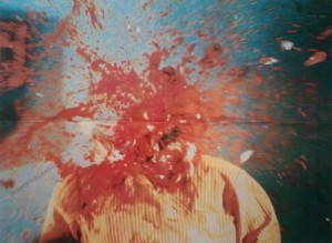 DAWN OF THE DEAD FANGORIA POSTER MAGAZINE FOLD OUT POSTER