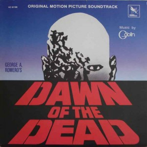 DAWN OF THE DEAD GOBLIN Varese Sarabande VC-81106 OST First Press