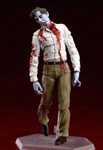 DAWN OF THE DEAD JAPANESE FIGMA ZOMBIE FLYBOY FIGURE