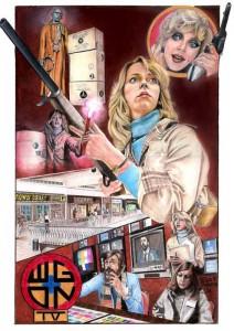 DAWN OF THE DEAD Peter Johnson Hero Art Francine