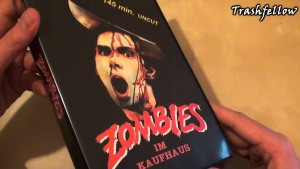 Trashfellow | Dawn of the Dead | Zombies im Kaufhaus VHS | GMT (Bootleg) [Ger]