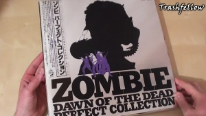 Trashfellow | Zombie | Dawn of the Dead | Perfect Collection Laserdisc | Emotion | Japan