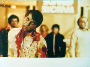 DAWN OF THE DEAD BELGIAN LOBBY CARD