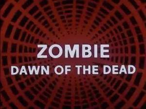 Zombi Dawn of the Dead German Trailer
