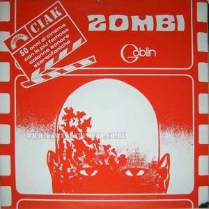 DAWN OF THE DEAD Korean Cinevox Goblin Zombi OST LP