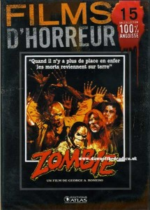 DAWN OF THE DEAD FRENCH ATLAS DVD