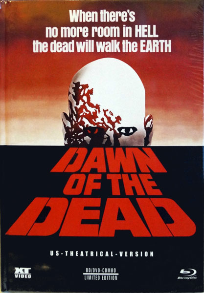 Dawn of the Dead Mediabook NSM XT Video
