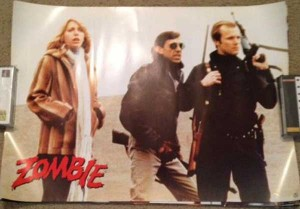 Dawn of the Dead German Jumbo Lobby posters