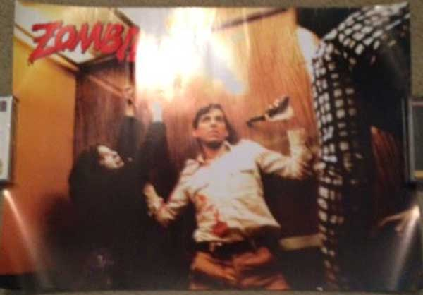 Dawn of the Dead German Jumbo Lobby Card Posters