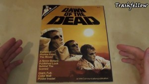 Trashfellow | Dawn of the Dead | Official Poster Book | 1978 MW Communication