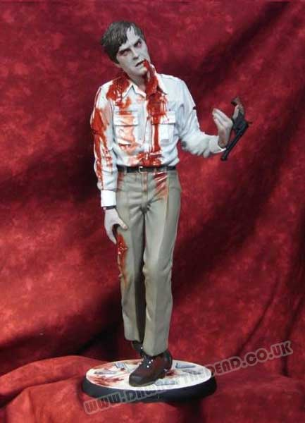 dawn of the dead zombie fly boy hellpainter figure