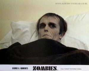 Zombies Dawn of the Dead British Lobby Card Set
