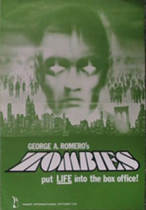 Dawn of the dead Zombies UK Target International Press kit