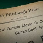 DAWN OF THE DEAD PITTSBURGH PRESS LIVELY ARTS SECTION APRIL 1,1979