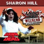 Sharon Ceccatti Hill was the iconic Nurse Zombie in George A. Romero's Dawn of the Dead. After the Living Dead take over the world, a group of survivors hold up in a giant shopping Mall in Monroevill, Pittsburgh PA Join us June 9th 10th and 11th in the Monroeville Mall for a Dawn of the Dead Reunion