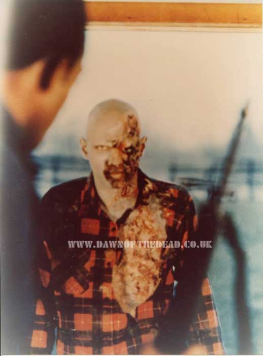 Dawn of the Dead Ultra Rare Zombie Turkish Lobby Card Set 32