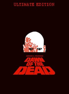 DAWN OF THE DEAD ANCHOR BAY ULTIMATE 4 DISC EDITION DVD