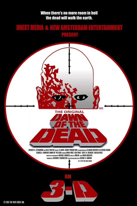 Dawn of the Dead 3D IS COMING