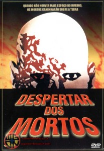 Dawn of the Dead Brazil Dark Side DVD