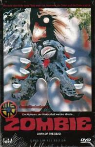 Dawn of the Dead XT Video Hard Box Cover