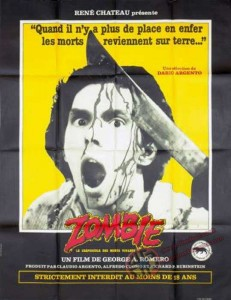 Dawn of the Dead French Grande Poster