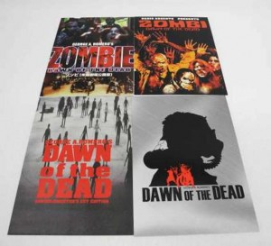 DAWN OF THE DEAD JAPANESE BLU RAY BOX SET BBXF-9409