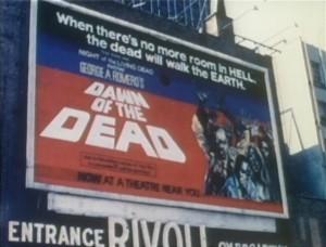 Dawn of the Dead at the Rivoli NYC