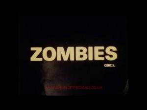 Dawn of the Dead Zombies UK X Cert Trailer 01