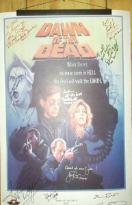 Dawn of the Dead Brian Rood Pittsburgh Comicon Poster