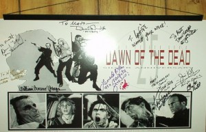 DAWN OF THE DEAD 25th Anniversary Poster Print