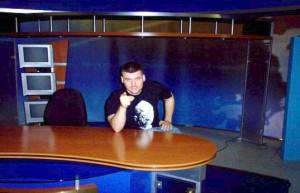 WGON TV Station | Matt Blazi