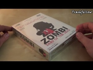 Trashfellow | Dawn of the Dead | DvD Box-Set | Allan Young Home Video/Pictures [IT]