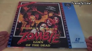 Trashfellow | Dawn of the Dead | Laserdisc | Astro Limited Edition 1000 Copies [GER]