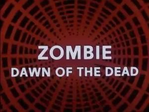 Zombi Dawn of the Dead German Trailer