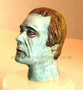 Dawn of the Dead Custom Made Zombie Roger DiMarco Head