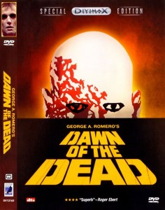 Dawn of the Dead Anchor Bay Divimax Sp Edition DVD