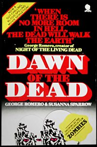 Dawn of the Dead UK Sphere Paperback Book
