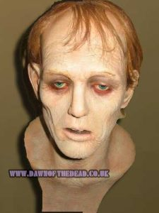 Dawn of the Dead Zombie Roger Bust by John Fuller