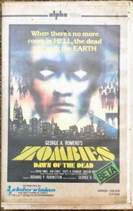 Zombies Dawn of the Dead UK Intervision Beta Video
